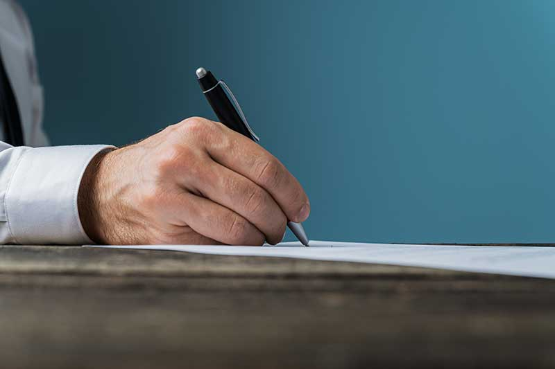 It's never too early to write your will