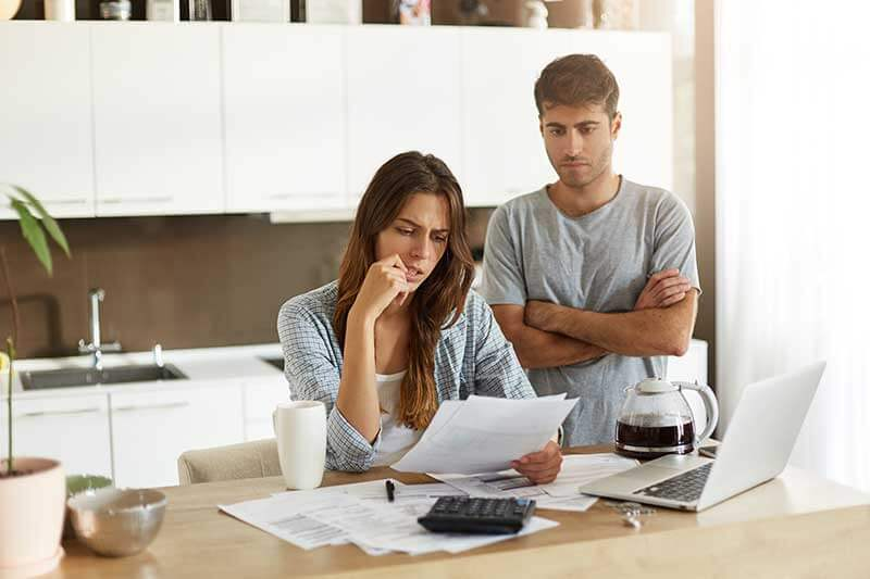 Does filing for bankruptcy affect your spouse