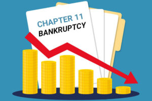 What is chapter 11 bankruptcy