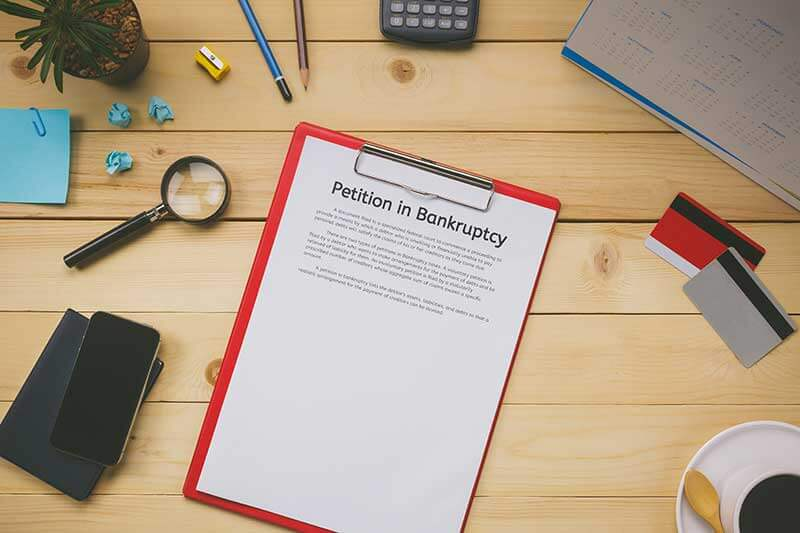 bankruptcy form with spouse