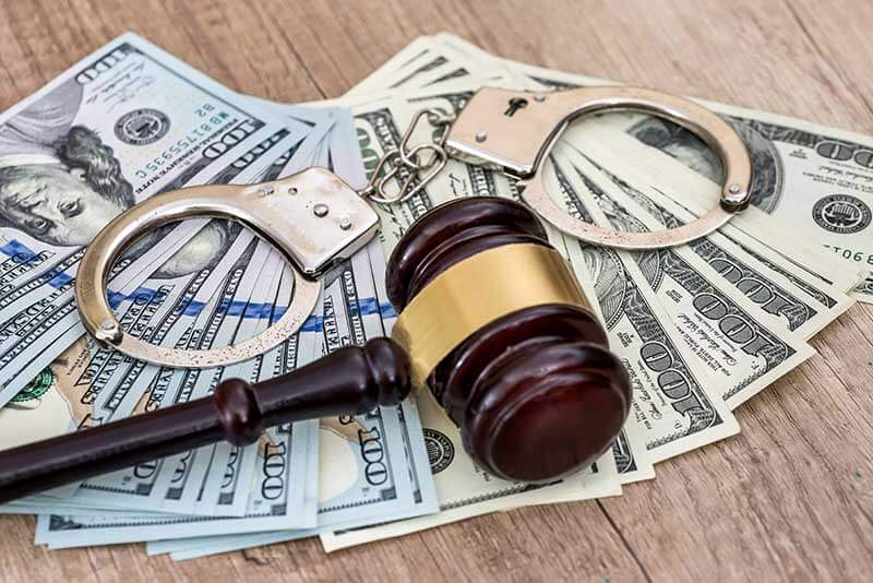 jail for accumulated debt in new york