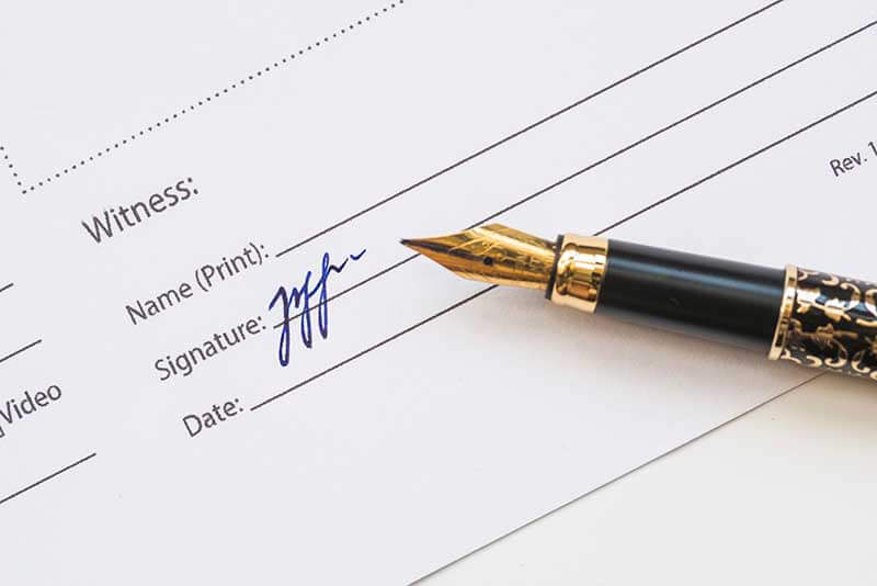 preliminary letters in probate court